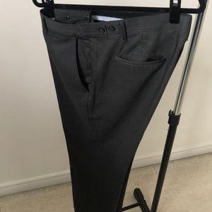 Penguin flat front slash pocket dress pants size38